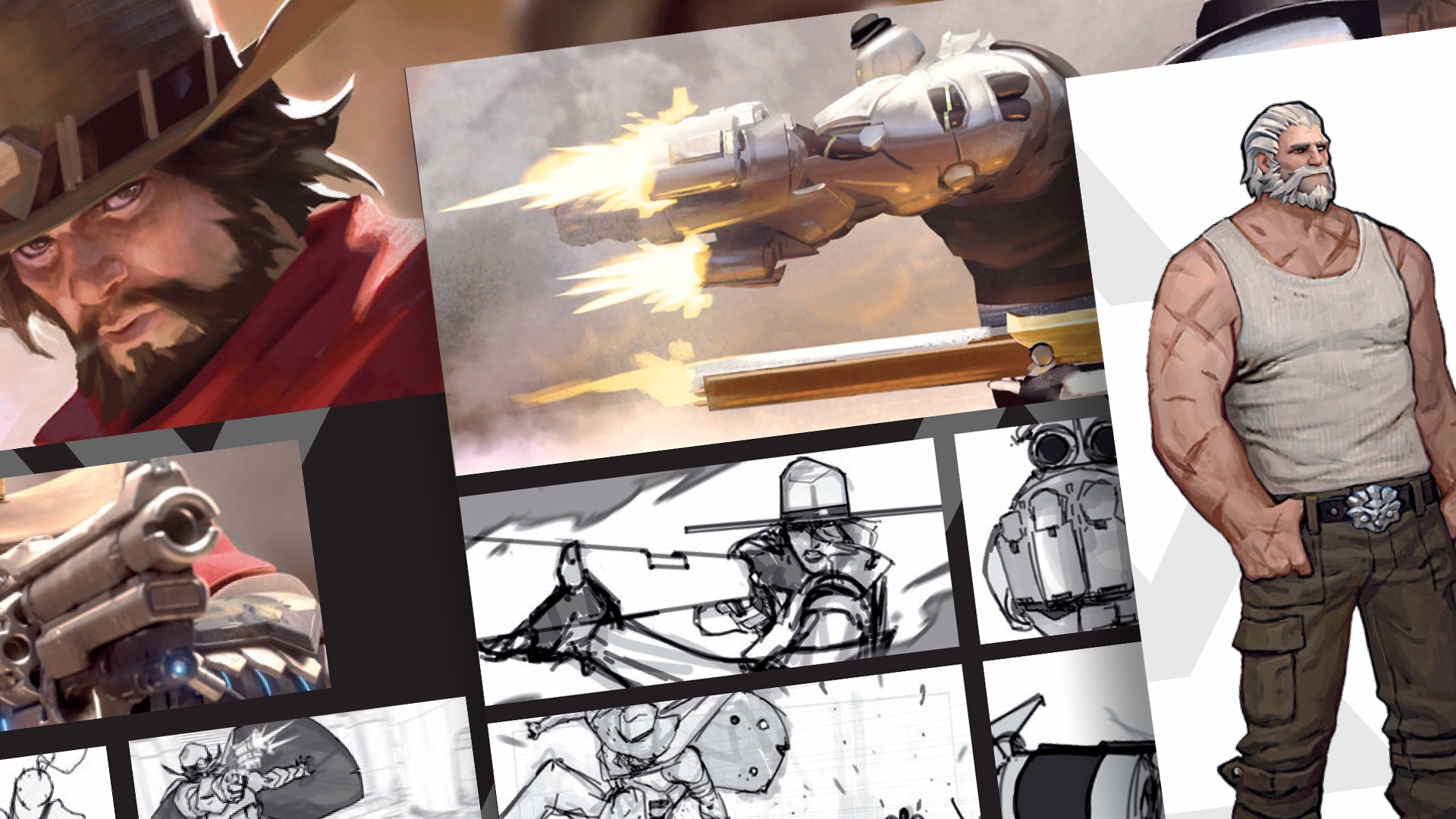 The Cinematic Art of Overwatch, Volume 2 Out Now!