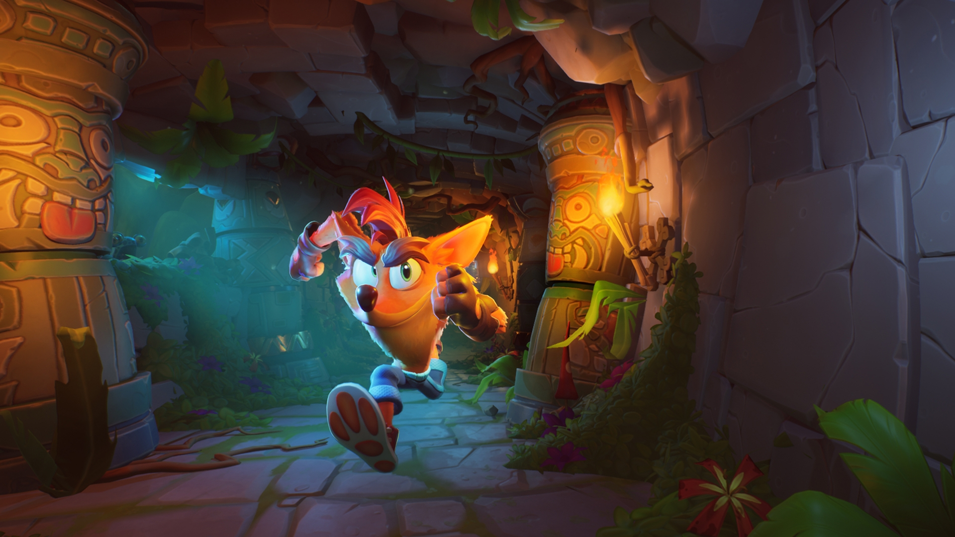 Crash Bandicoot™ 4: It's About Time —Arrives on Battle.net on March 26