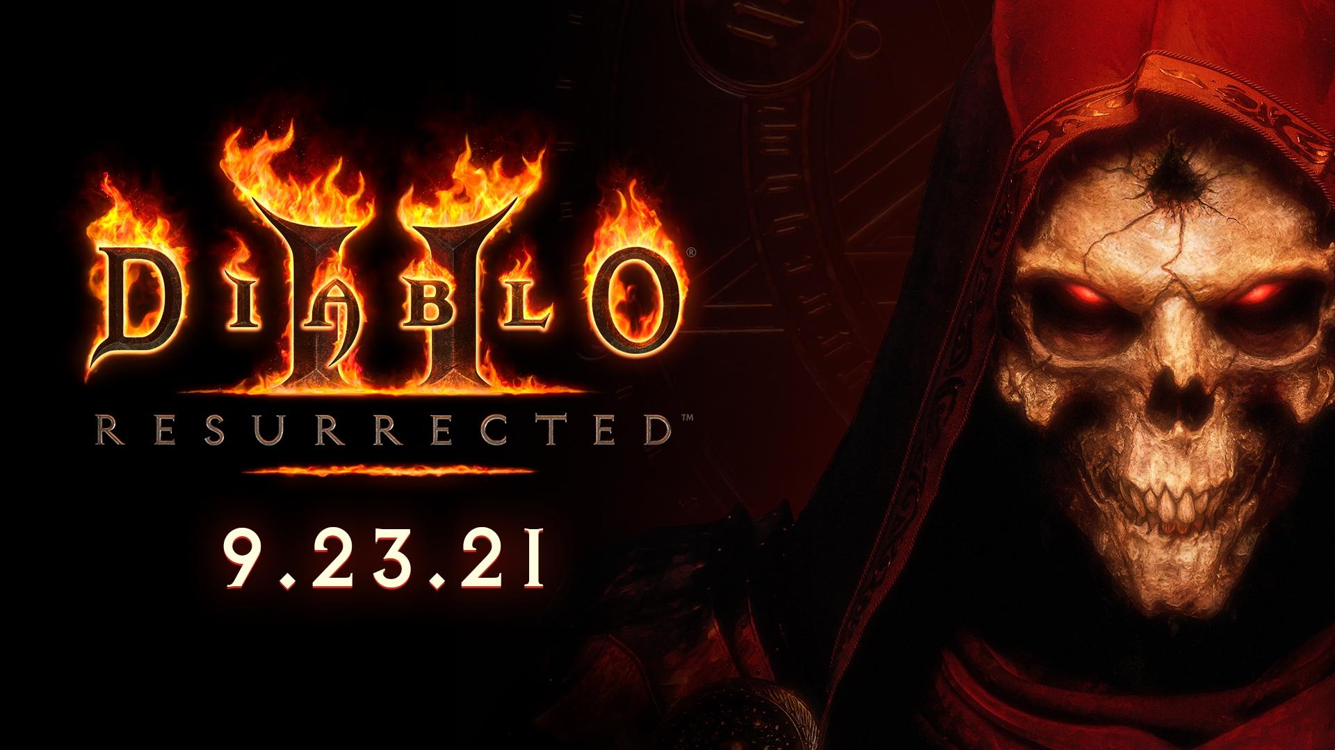 Diablo II: Resurrected - September 23 2021